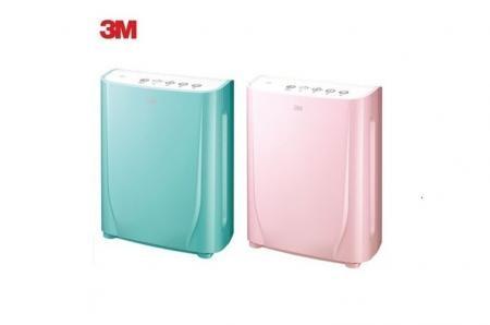3M 淨呼吸寶寶專用型空氣清淨機-粉色