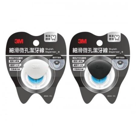 3M 細滑微孔潔牙線-簡約造型X1 (顏色隨機)