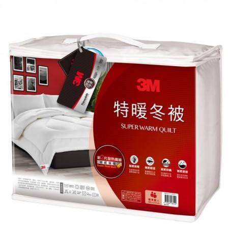 3M新2代發熱纖維可水洗特暖被NZ500(標準雙人6X7)