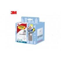 3M防水收納系列-牙刷架17621B