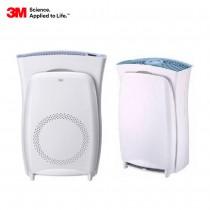 【組合】3M 淨呼吸超濾淨型空氣清淨機 進階版6坪+高效版10坪-美安專屬優惠