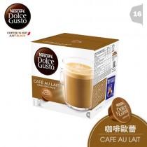 雀巢 Dolce Gusto 咖啡歐蕾膠囊 16顆/盒 (單盒)