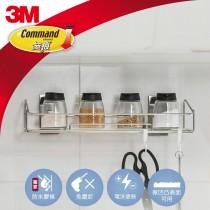 3M無痕金屬防水收納-廚房 多用途層板架 US設計款