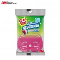 3M海綿菜瓜布 餐具/鍋具 專用(紅貓)補充包2入裝