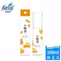 花仙子-小蚊清植萃防蚊液-寶寶專用型(100ml/瓶)