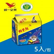 【統一】原味科學麵5入/袋 (單袋)