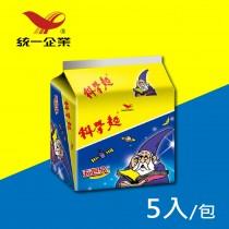 【統一食品】原味科學麵5入/袋 (單袋)