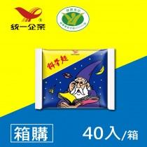 【統一】原味科學麵40入/箱  - 箱購 超取限一箱