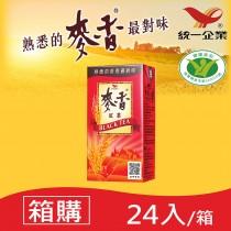 【統一】麥香紅茶 300ml(24入/箱)  - 箱購   超取限一箱