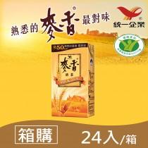 【統一】麥香奶茶 300ml(24入/箱)  - 箱購   超取限一箱