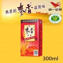 【統一】麥香紅茶 300ml  1入