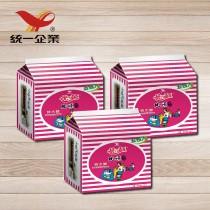 【統一食品】統一麵-肉燥風味3袋 (內含15包)