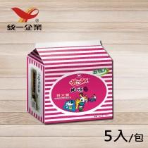 【統一食品】統一麵-肉燥風味1袋 (內含5包)