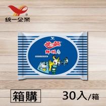 【統一食品】統一麵-鮮蝦風味 30入/箱 (袋裝)- 箱購 超取限一箱