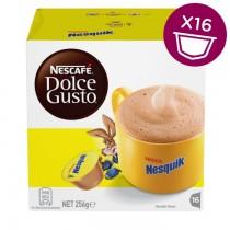 雀巢 Dolce Gusto 高鈣巧克力膠囊16顆/盒(單盒)