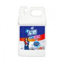 花仙子 潔霜-S浴廁清潔劑桶裝-潔淨杏香 3800g