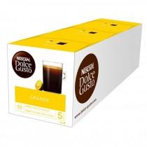 雀巢 Dolce Gusto 美式醇郁濃滑咖啡膠囊 (3盒)