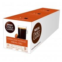 雀巢 Dolce Gusto 美式經典濃烈咖啡膠囊(3盒)