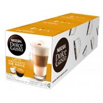 雀巢 Dolce Gusto 拿鐵咖啡膠囊(3盒)