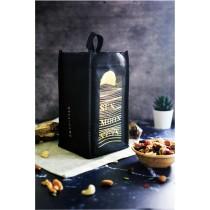 【禮盒】*新品上市*日月傳奇 月華禮盒 (御品綜合堅果350g+蔓越莓杏仁酥260g) 2罐裝-B款