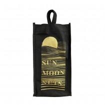 日月傳奇 獨家設計款環保小提袋 (黑金新款提袋)