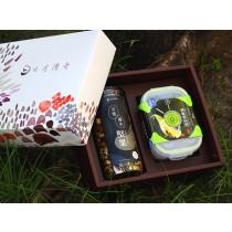 日月傳奇 原味堅果保鮮組 禮盒(綜合堅果500g+綜合堅果500G+3M真空保鮮盒 600mML(升級版)+3M真空抽氣棒)